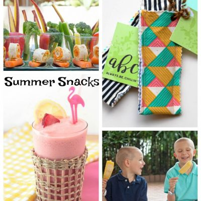 Sensational Summer Snacks