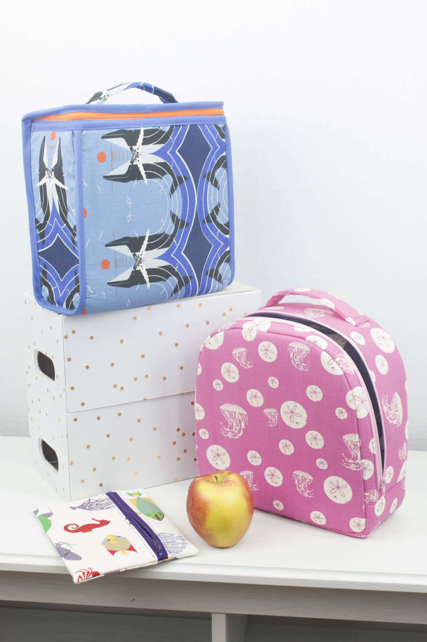 Lunch bag sewing patterns for back to school life sew savory