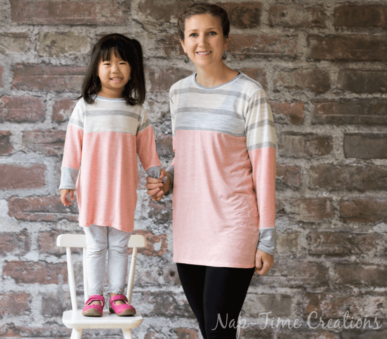 Free Sewing Patterns for Kids Fall/Winter 2017 - Life Sew Savory