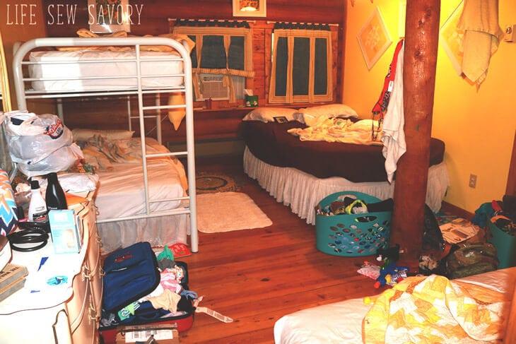 my parents bedroom stay