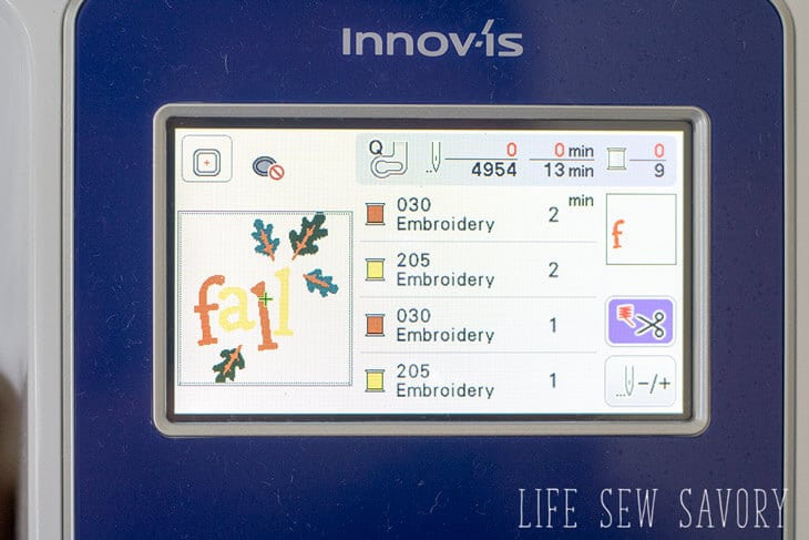 Brother Embroidery Machine - Easy to use Innov-is - Life Sew