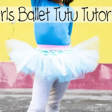 make your own classic ballet tutu