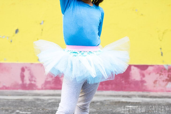 classic ballet tutu sewing tutorial for girls