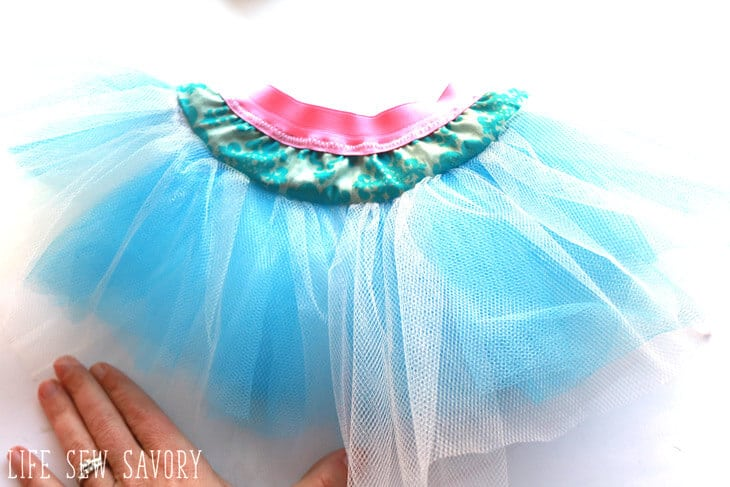 Classic Ballet Tutu Sewing Tutorial - Life Sew Savory