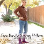 Free Sewing Pattern – Womens Hoodie