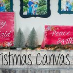 DIY Christmas Wall Decor