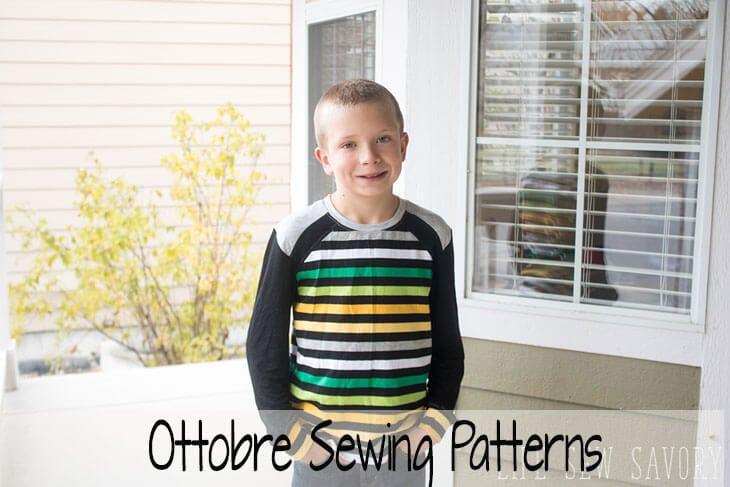 Ottobre Sewing Magazines