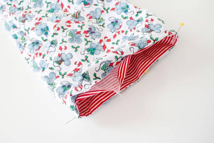 Christmas Stocking Sewing Pattern FREE plus stocking suffer ideas ...