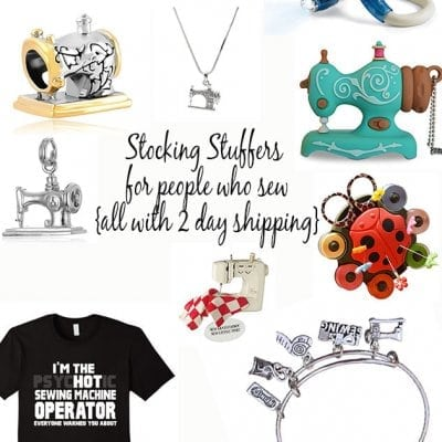 Stocking Stuffers for people who sew {or also known as gifts I want}
