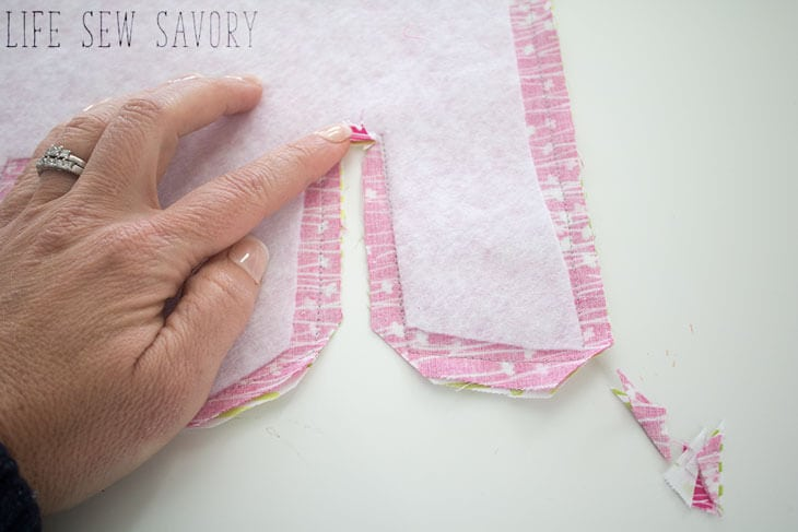 Fabric Basket Sewing Tutorial