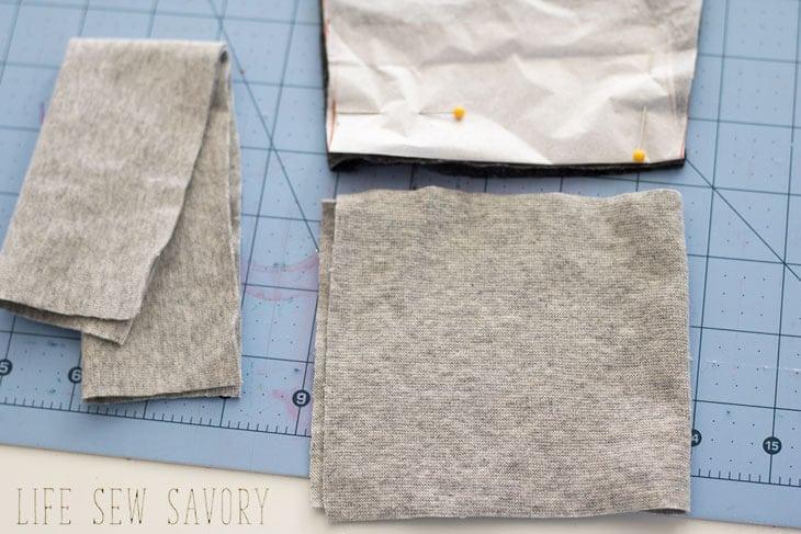 men's shirt sewing pattern free cuffs