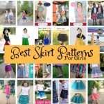 Best Skirt Patterns for kids