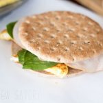 healthy freezer breakfast sandwich