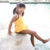 Free Sewing pattern toddler swim