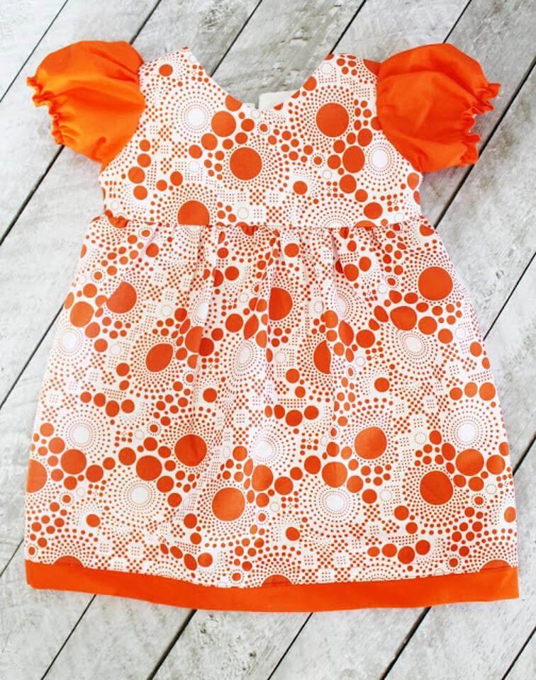 free toddler dress free sewing pattern