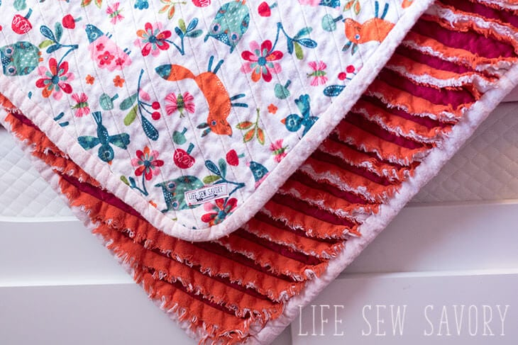 Best Blanket sewing tutorial