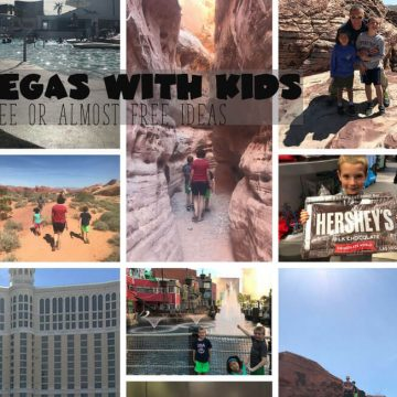 vegas with kids