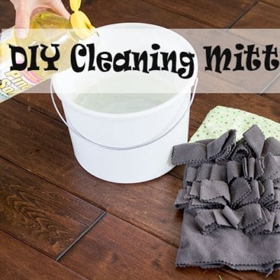 Cleaning Mitt Tutorial with Pine-Sol®