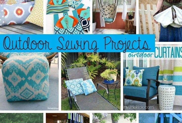 Outdoor Sewing Projects