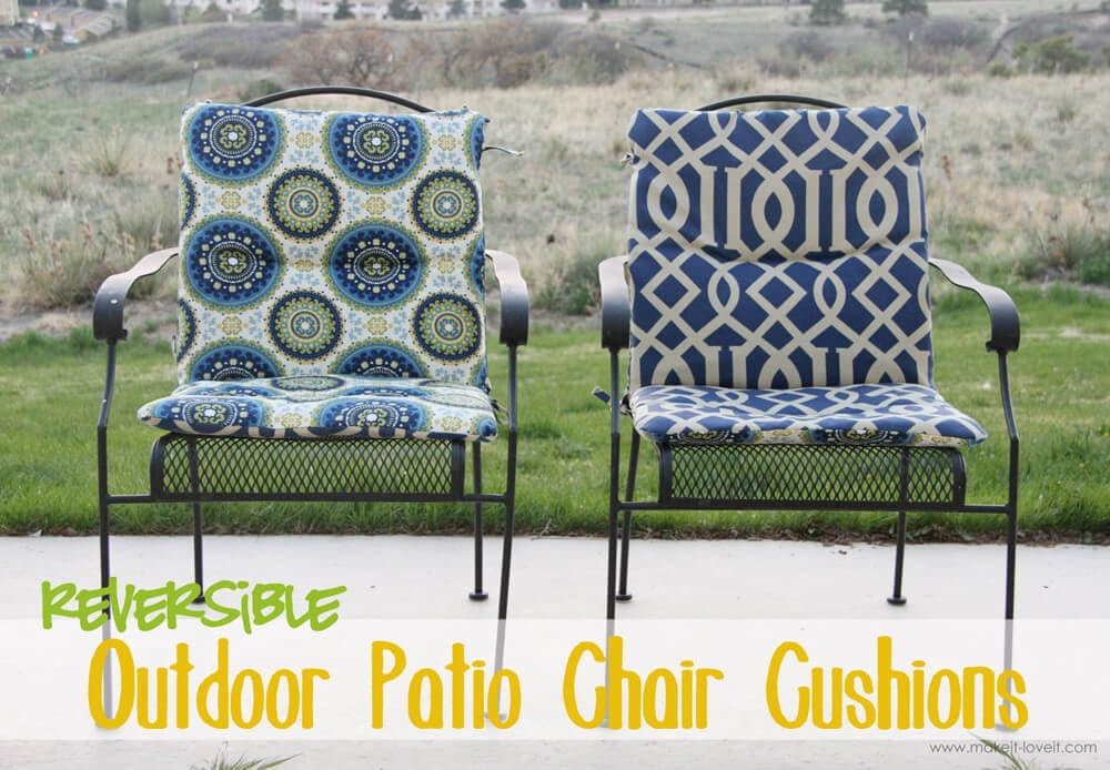 reversible outdoor cushions