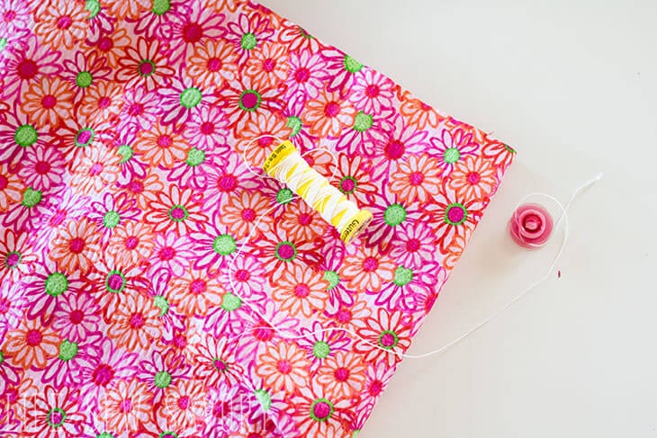 how to sew with elastic thread in the bobbin