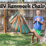 DIY Hammock Chair social post