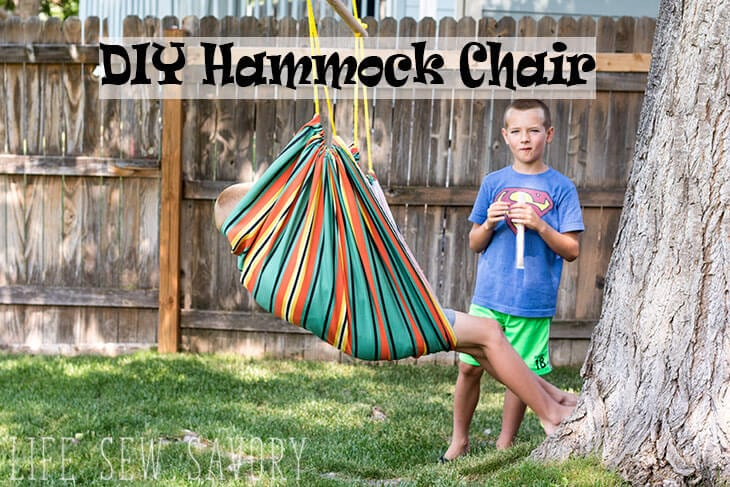 Diy Hammock Chair Life Sew Savory