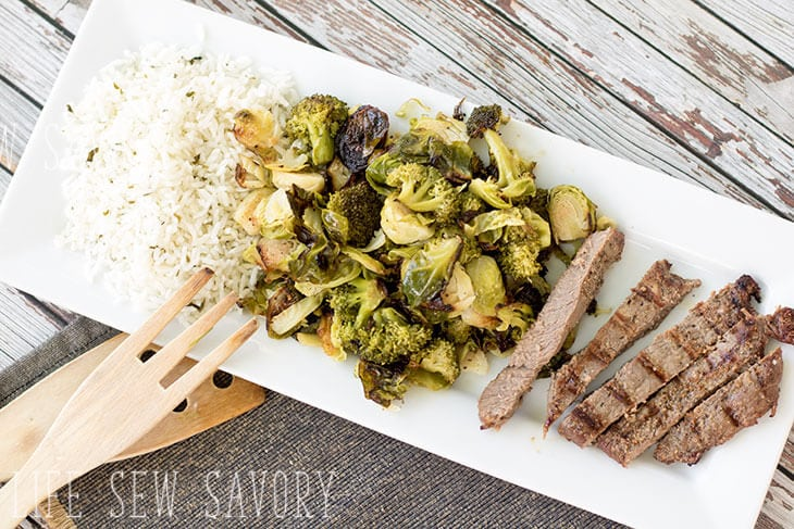how to cook broccoli on the grill