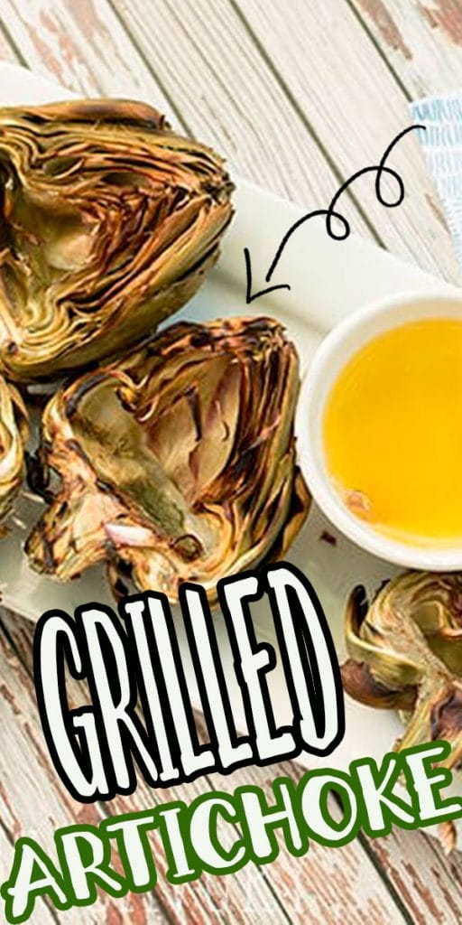 How to grill artichokes from Life Sew Savory
