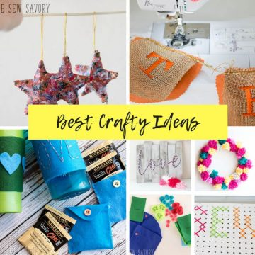 Best Crafts from Life Sew Savory