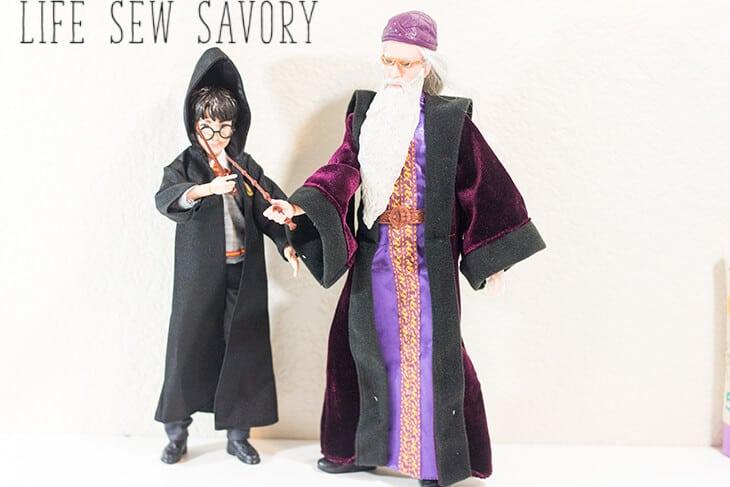 Harry Potter Doll fun