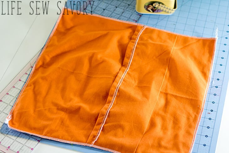 Pocket Pillowcase tutorial