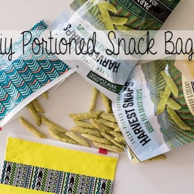portion control bags DIY