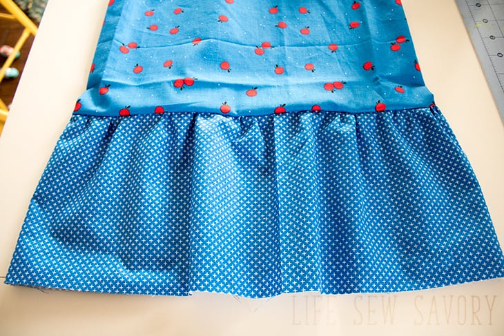 Layered Skirt pattern
