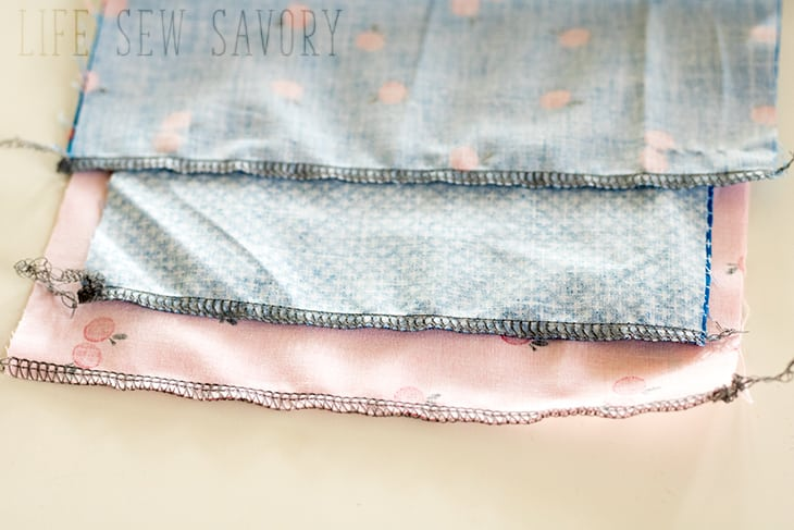 How to make a long tiered skirt
