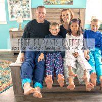 free pajama pants pattern