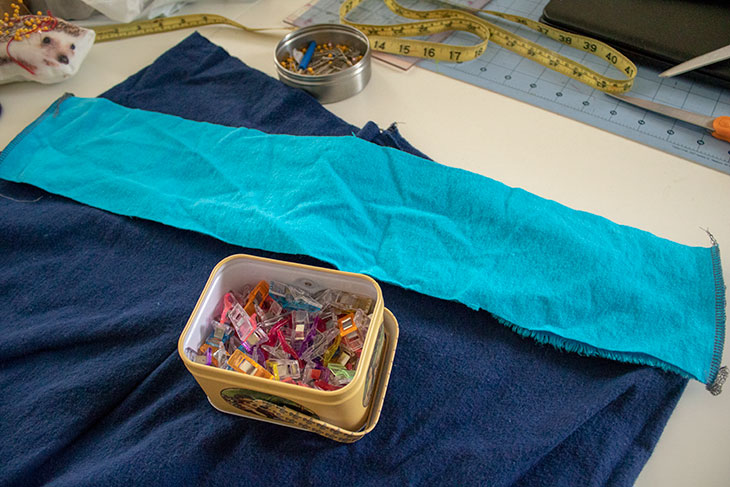How to sew pajama pants