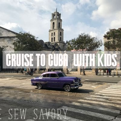 Cruise to Cuba with Kids