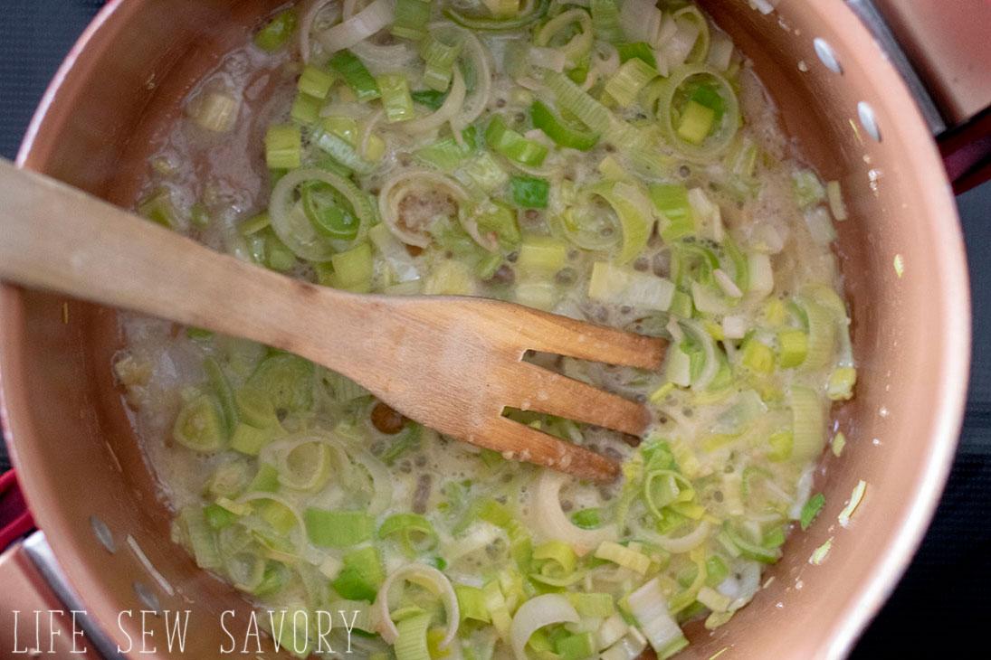 keto vegetable soup