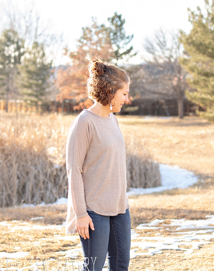 sew your own sweaters without a pattern
