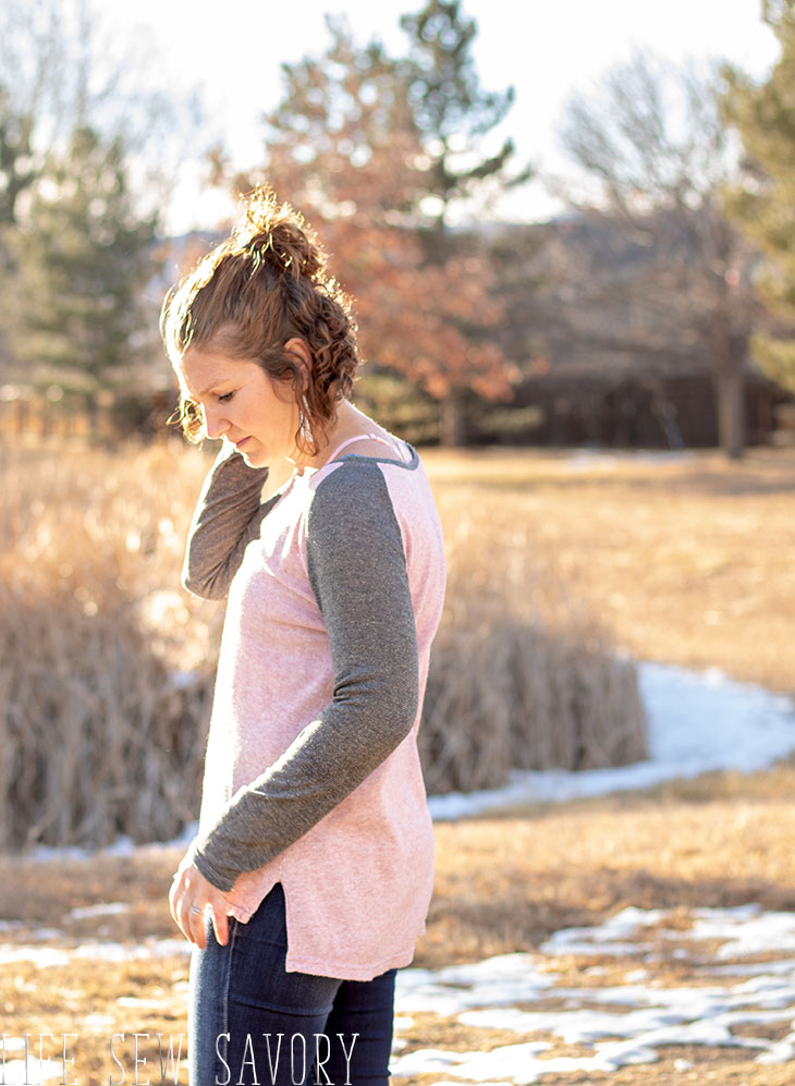 make your own sweater sewing tutorial