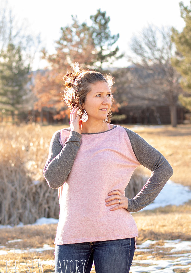 make your own sweater from a shirt your already have