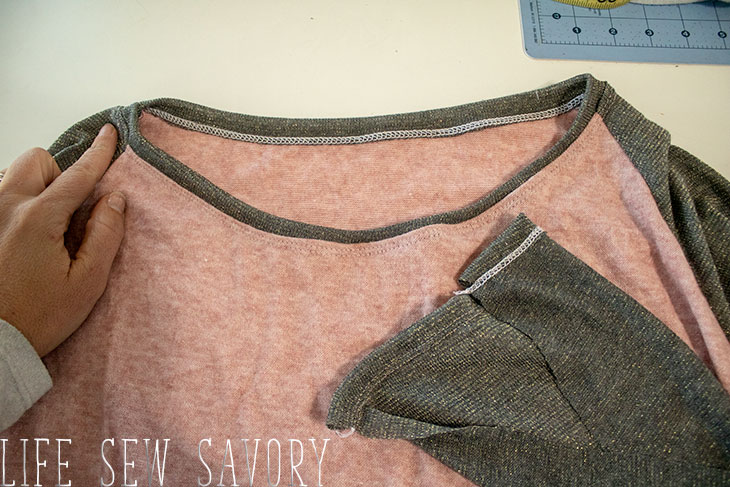 make your own sweater