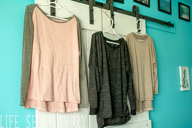 make your own sweaters from shirts you already have