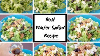 Winter Salad recipe