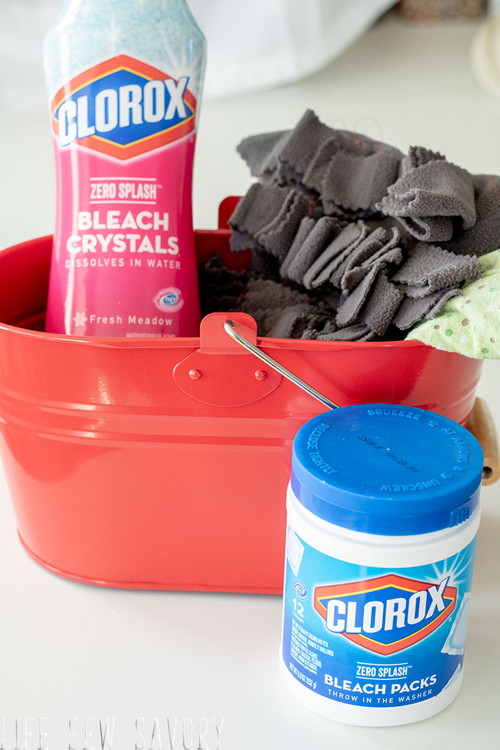 Clorox Bleach Crystals & Packs at Amazon.com