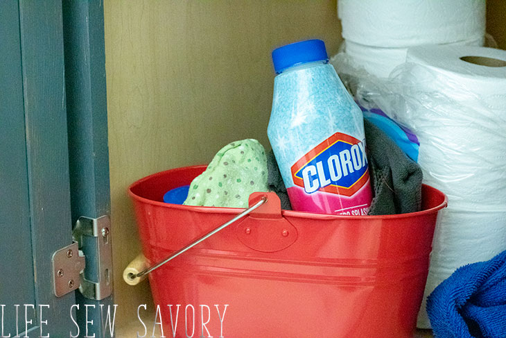 clean the house in minutes a day with Clorox Bleach Crystals & Packs at Amazon.com
