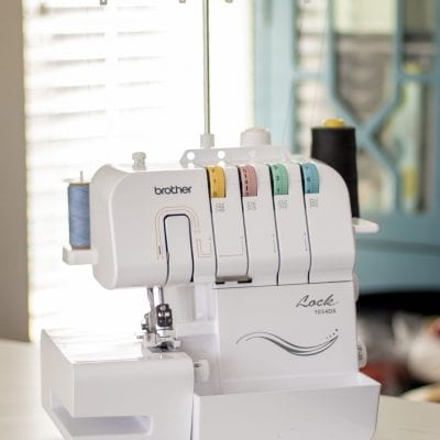 Online Sewing Class – Serger Basics