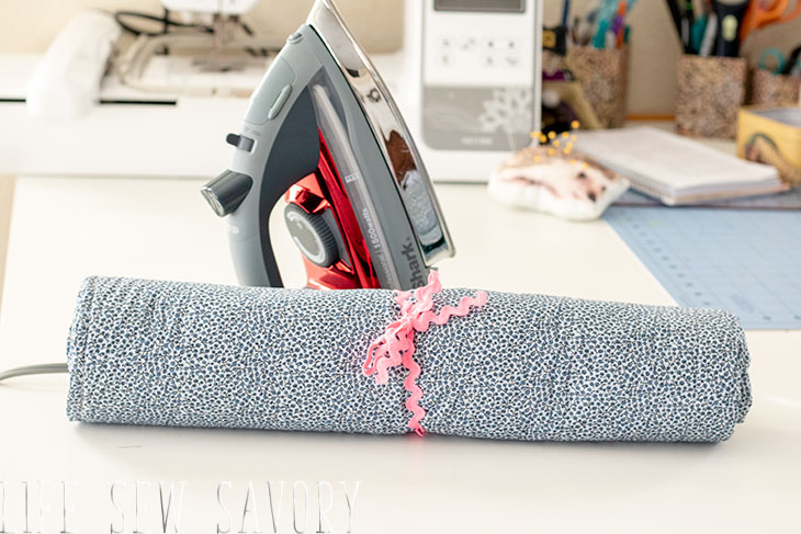 portable ironing pad DIY