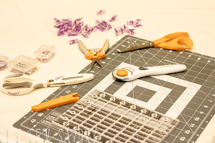 Fiskars cutting goodies